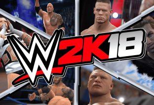 WWE 2K18 uscirà anche su Nintendo Switch