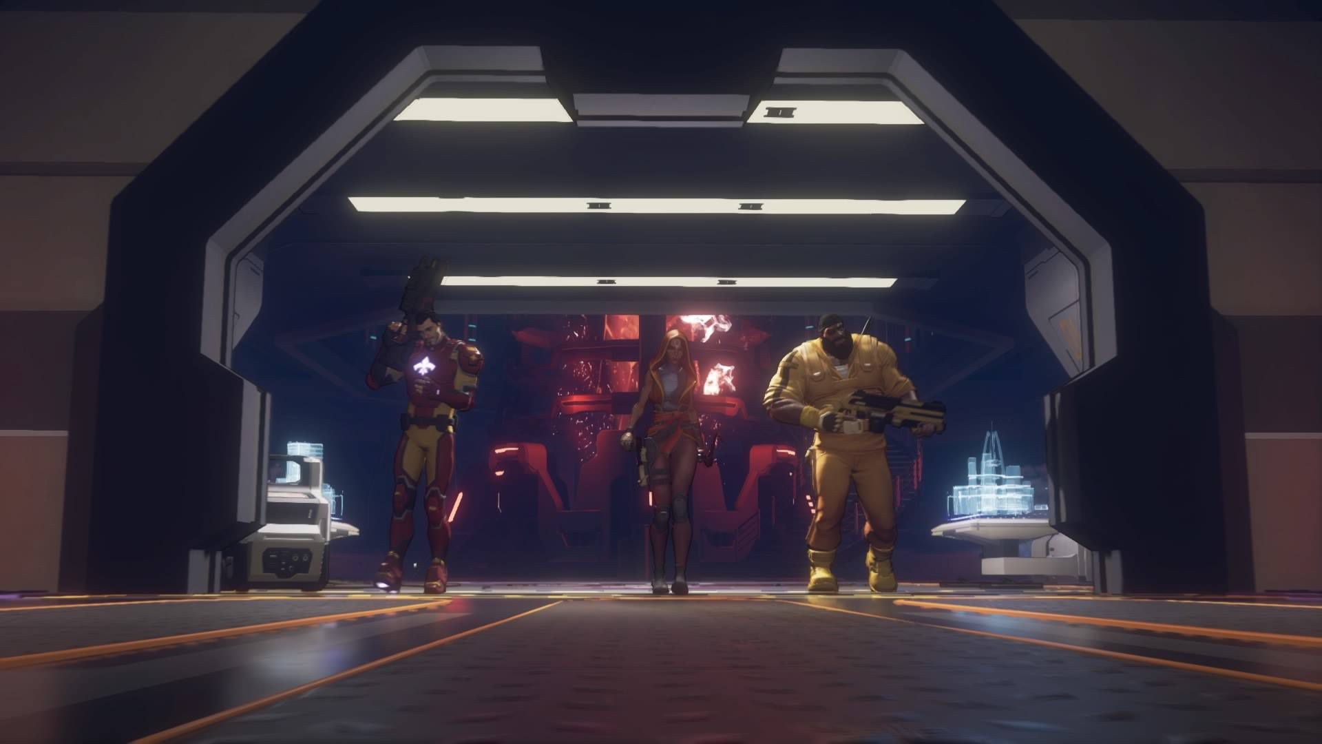 Agents of Mayhem torna a mostrarsi nel trailer di lancio