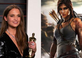 Alicia Vikander sarà Lara Croft nel prossimo film su Tomb Raider