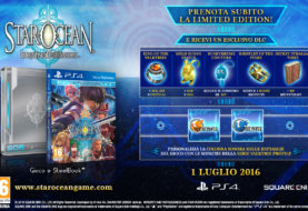 Confermata la data europea di Star Ocean: Integrity and Faithlessness