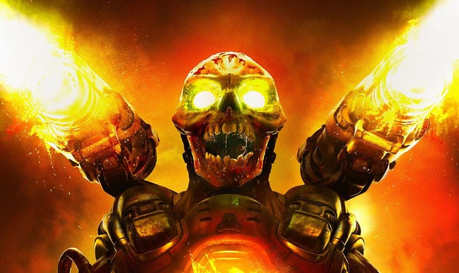 Video gameplay offscreen per Doom Switch