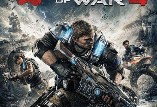Svelata una nuova mappa di Gears of War 4