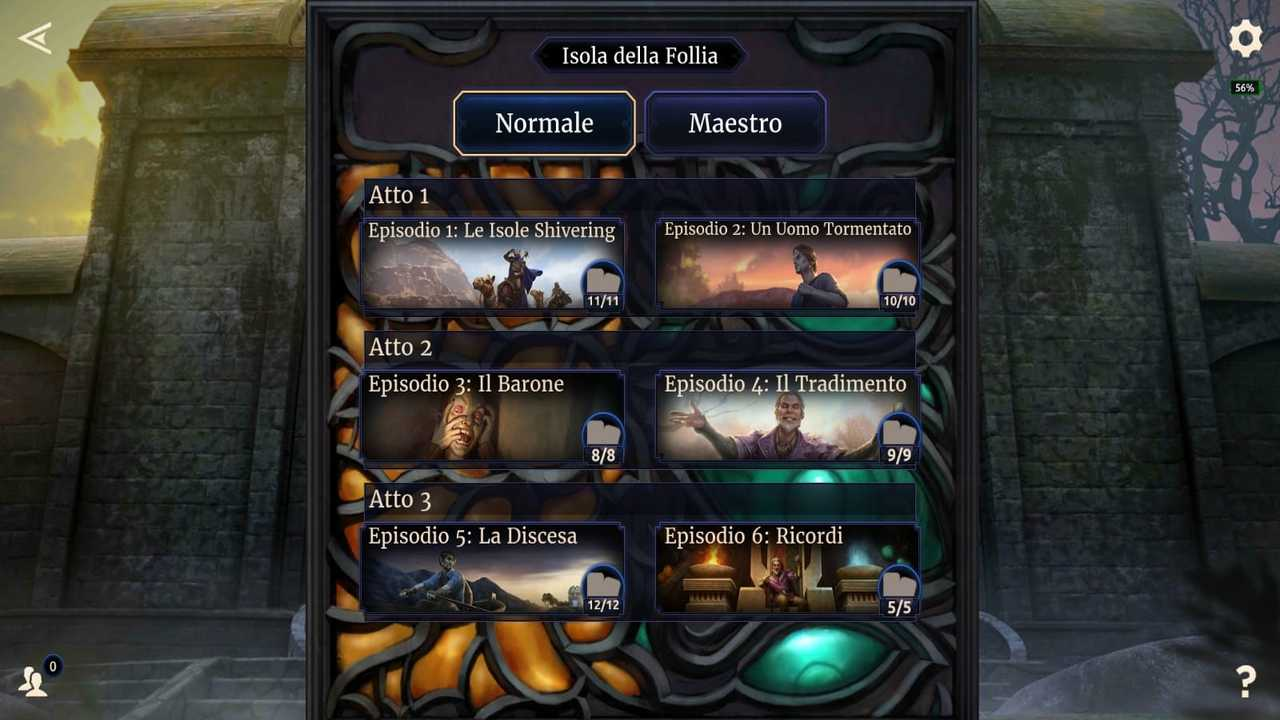 The Elder Scrolls Legends: Isola della Follia