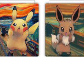 """""""L'Urlo"""" di Munch invade il GCC Pokémon"""