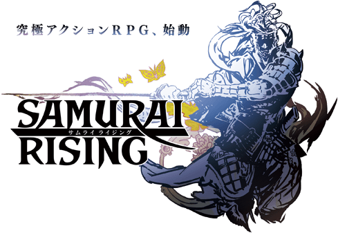 samurai rising logo