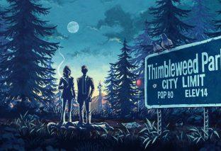 Thimbleweed Park è disponibile gratuitamente sull'Epic Store!