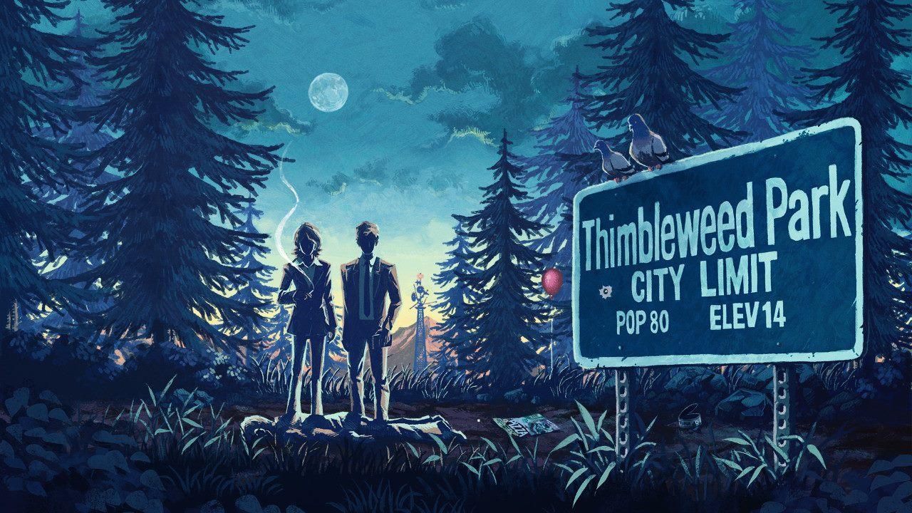 Thimbleweed Park – Recensione Switch