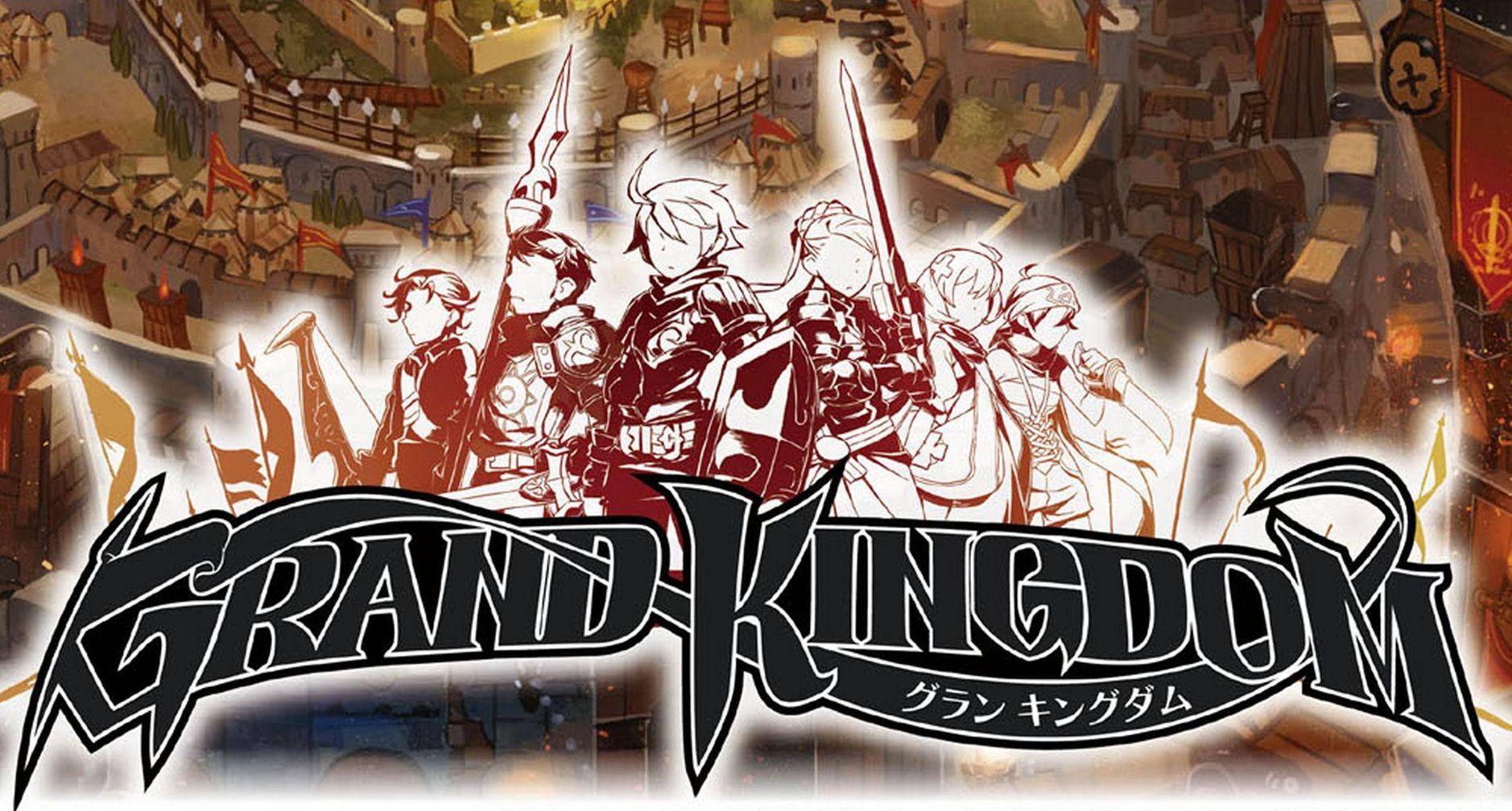 Grand Kingdom – Anteprima