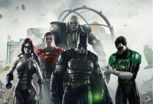 Injustice 2 leak da GameStop