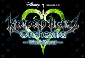 Tutte le tappe del Kingdom Hearts Orchestra World Tour
