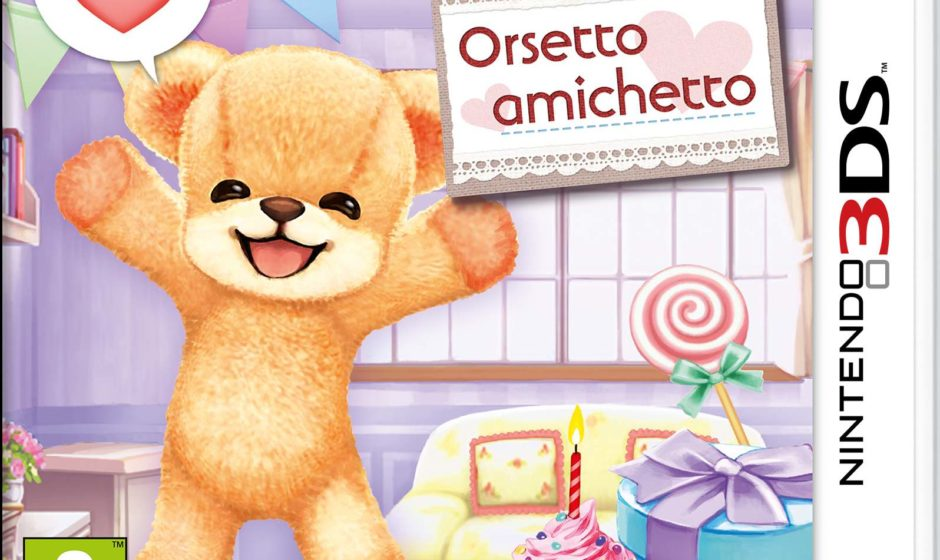 Nintendo annuncia Orsetto Amichetto per 3DS