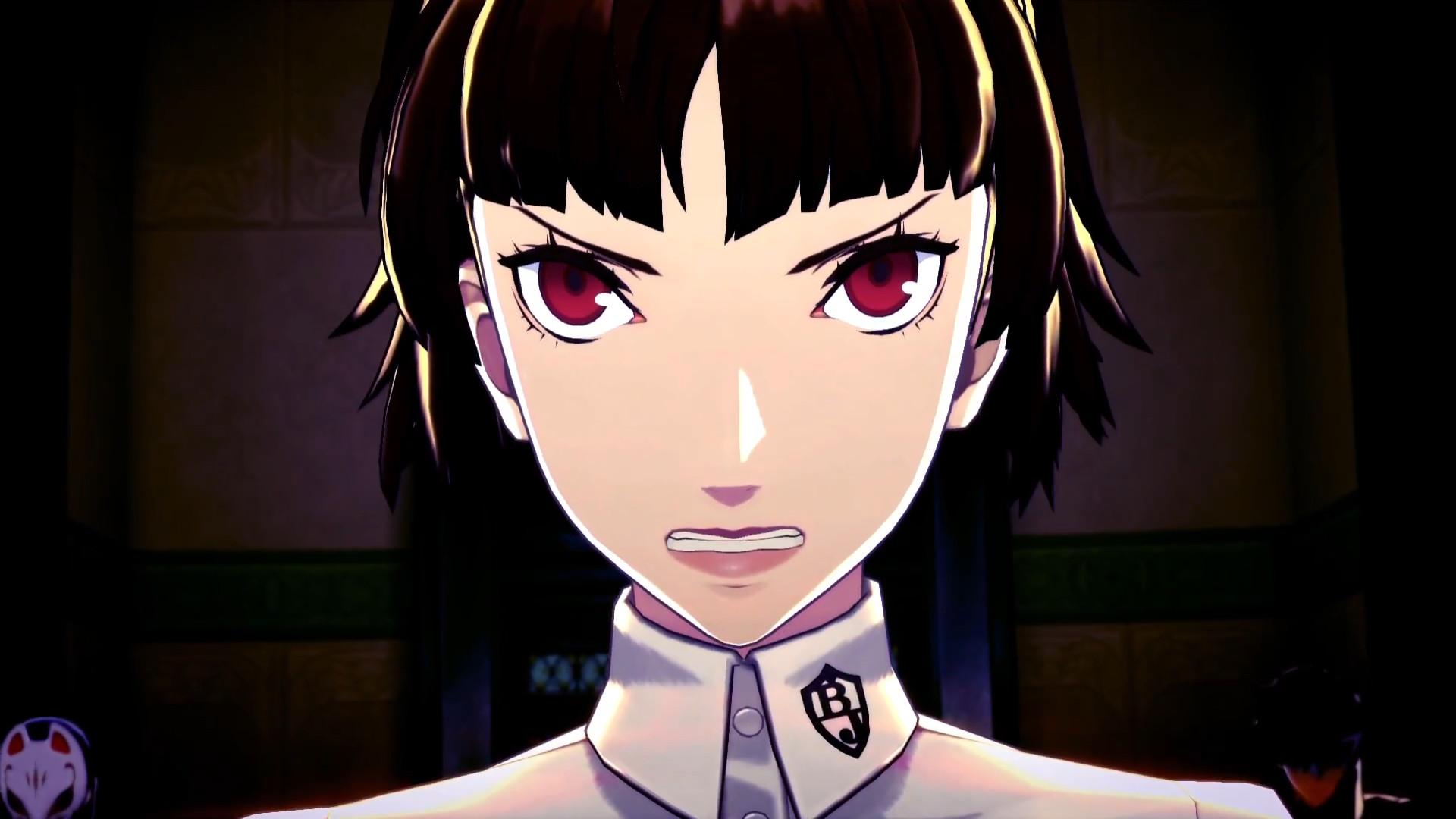 Persona 5 Makoto