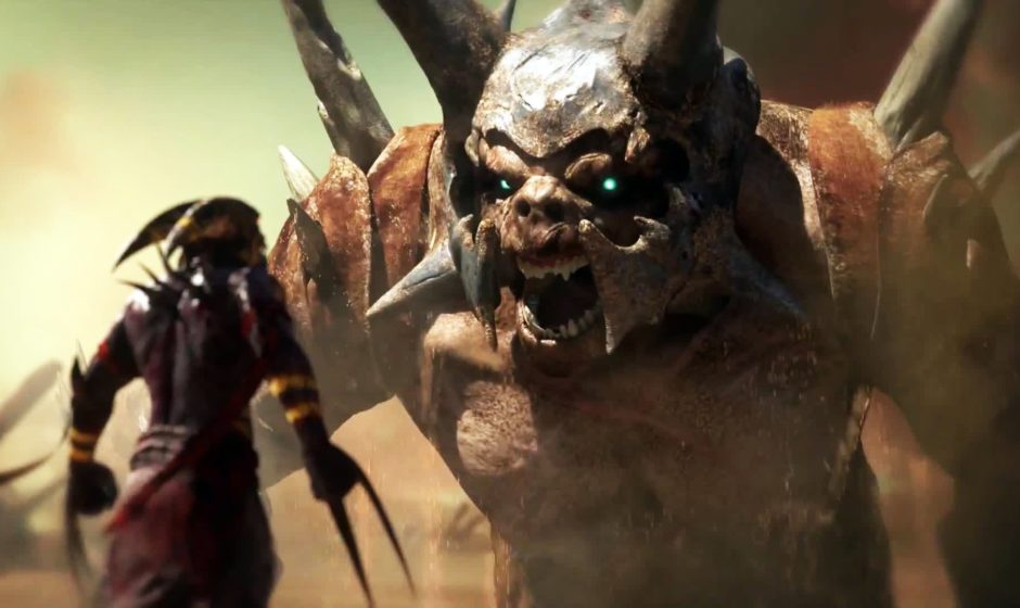 Shadow Of The Beast - Recensione
