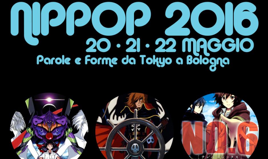 Gamesource @ Nip Pop 2016: Parole e Forme da Tokyo a Bologna