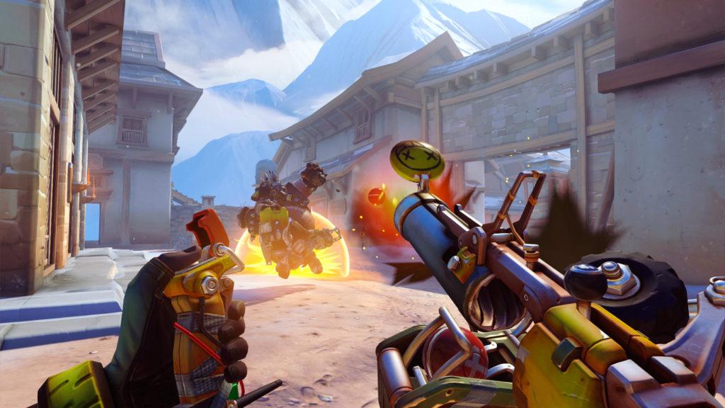 Overwatch avrà modalità Deathmatch