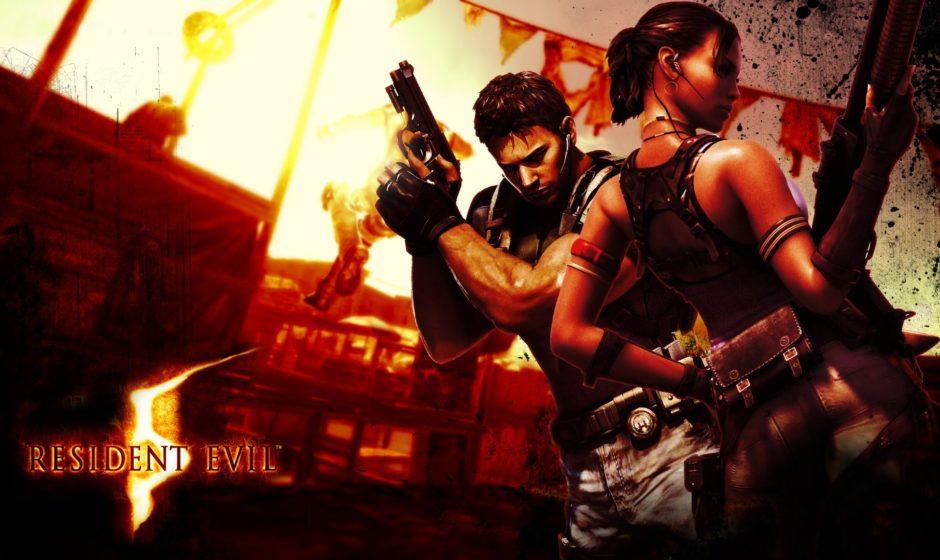 Una data per Resident Evil 5 HD Remaster