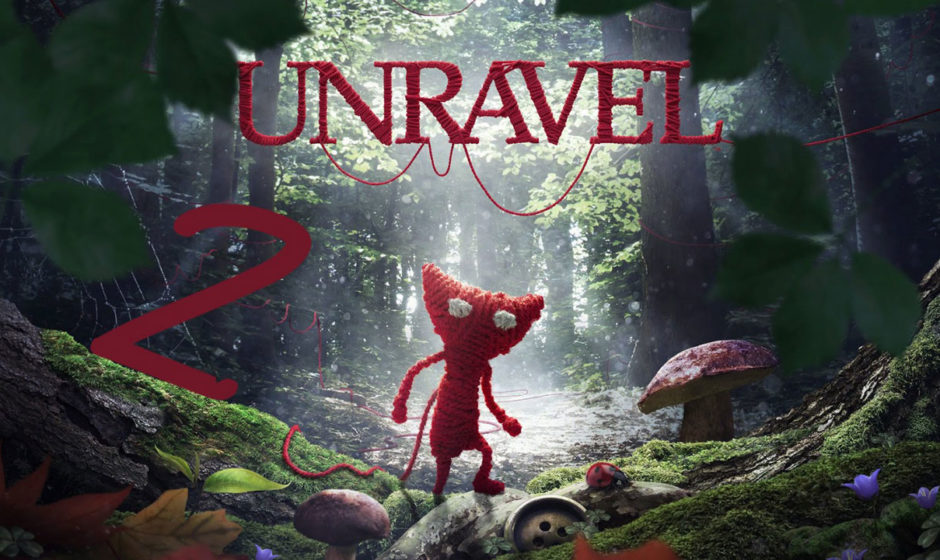 Unravel 2 disponibile da oggi