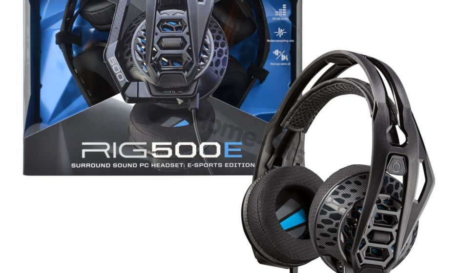 Plantronics RIG 500E E-Sports Edition - Recensione