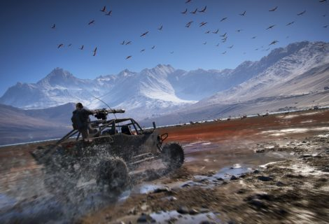 [E3 2016] Ghost Recon: Wildlands - Hands on