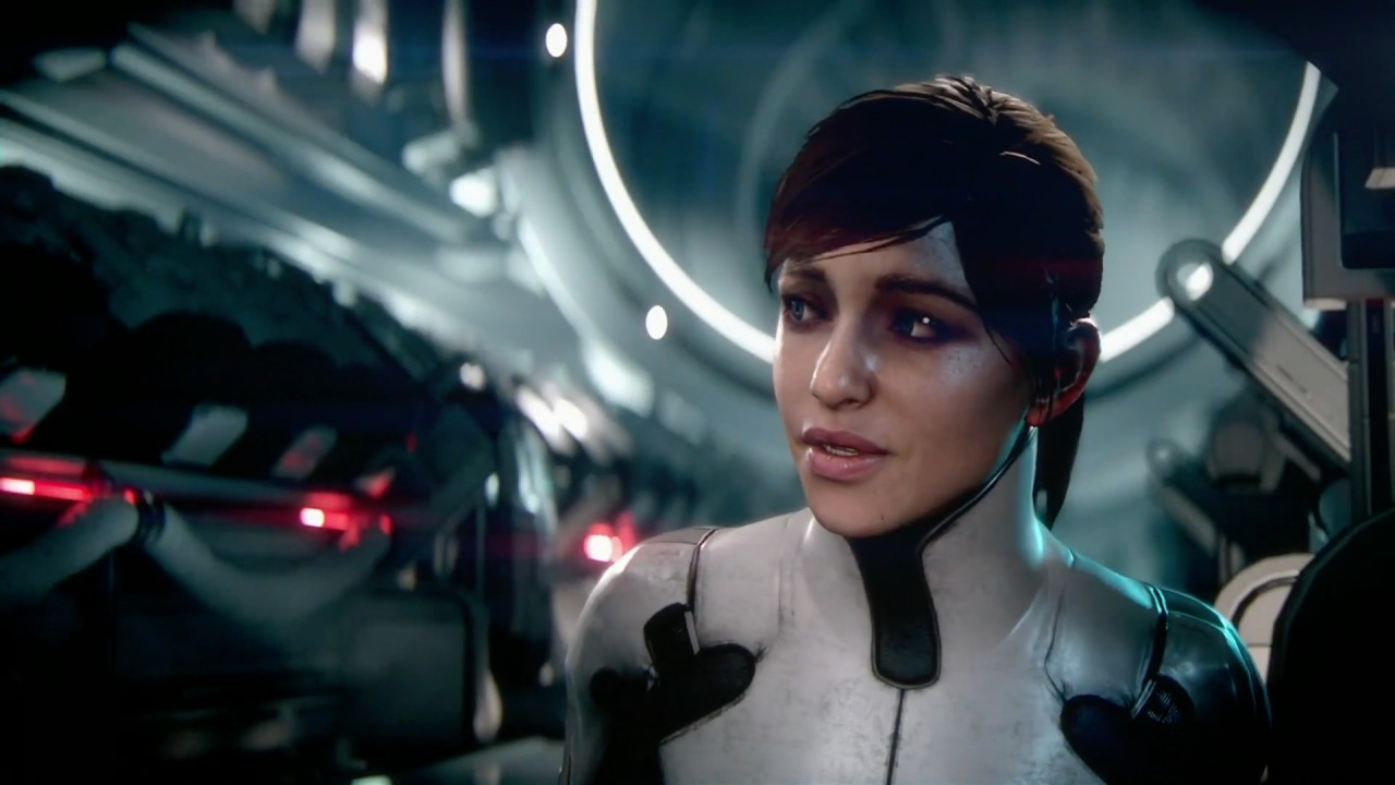 Mass Effect Andromeda trilogia 1