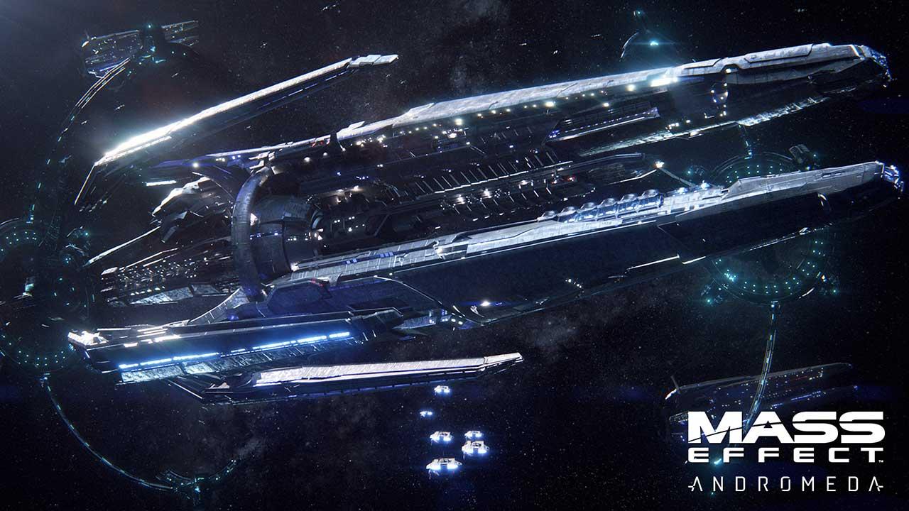 Mass Effect Andromeda trilogia citadel