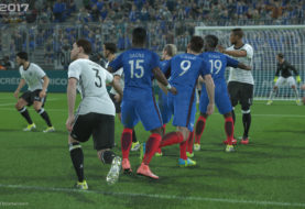 PES 2017 – Hands On