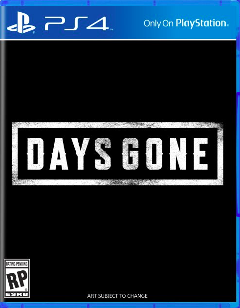 Cover Days Gone