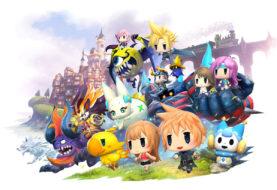 World of Final Fantasy, nuovo trailer e data di uscita