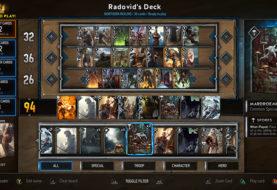 Gwent - il gioco di carte tripla A