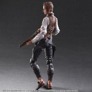 action figure di Final Fantasy XII Balthier 03