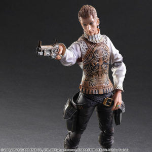 action figure di Final Fantasy XII Balthier 05