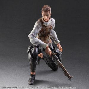 action figure di Final Fantasy XII Balthier 06