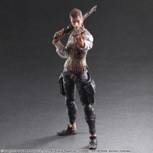 action figure di Final Fantasy XII Balthier 08