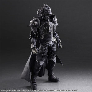 action figure di Final Fantasy XII Gabranth 01