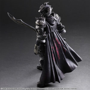 action figure di Final Fantasy XII Gabranth 02