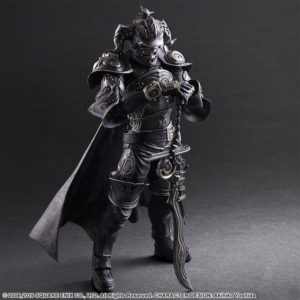 action figure di Final Fantasy XII Gabranth 03