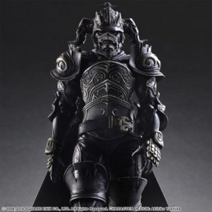action figure di Final Fantasy XII Gabranth 04