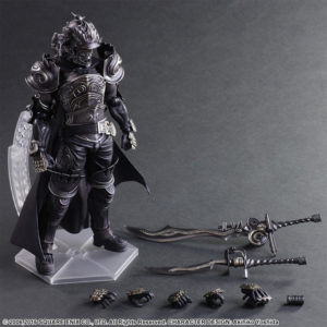 action figure di Final Fantasy XII Gabranth 05