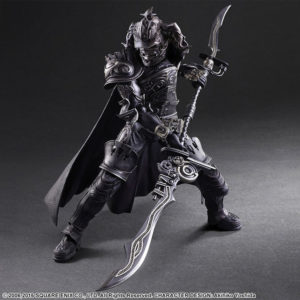 action figure di Final Fantasy XII Gabranth 07