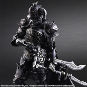 action figure di Final Fantasy XII Gabranth 08