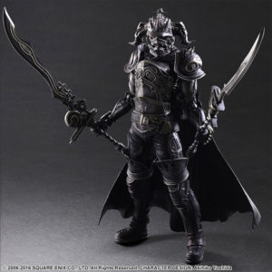 action figure di Final Fantasy XII Gabranth 09