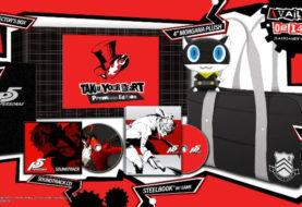 Data americana e collector's edition per Persona 5