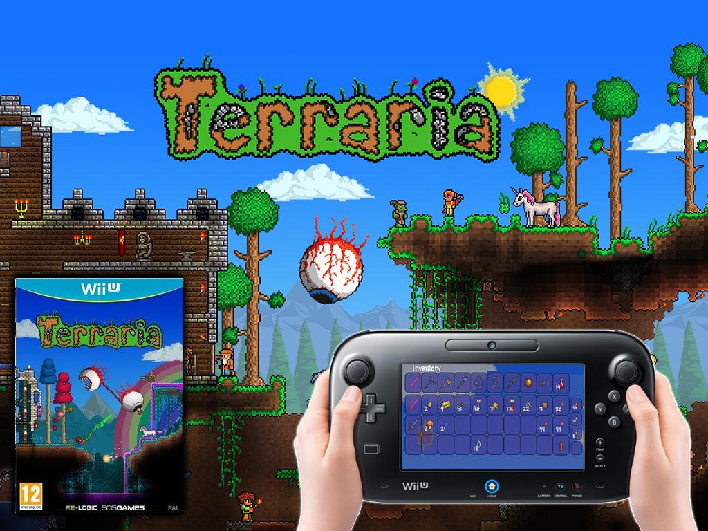Terraria Wii U – Recensione