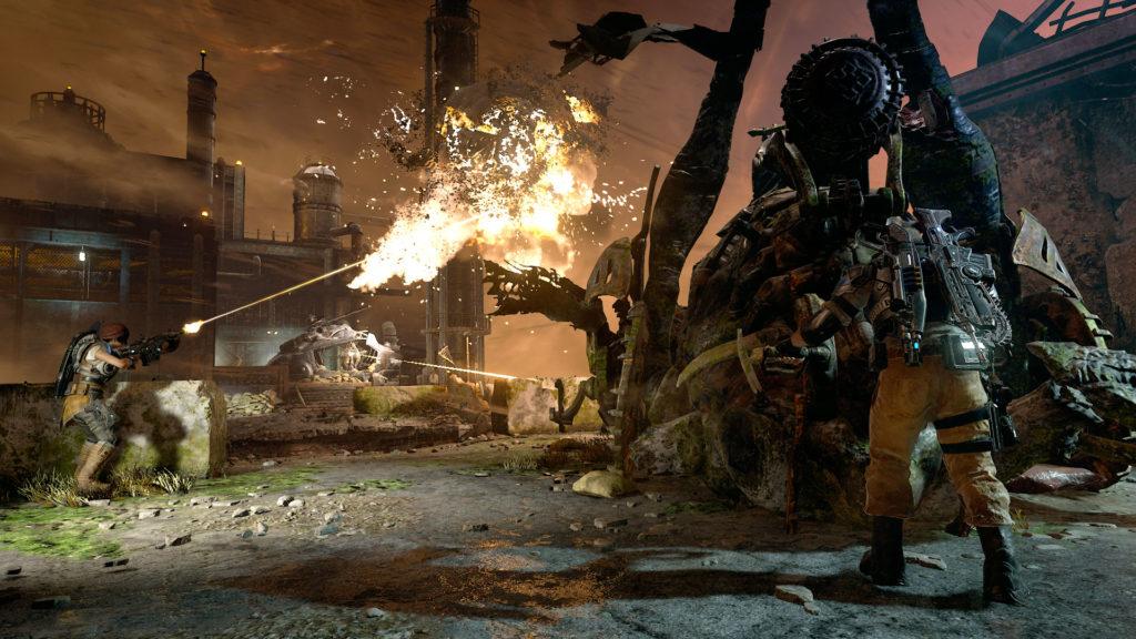 [E3 2016] Gears of War 4