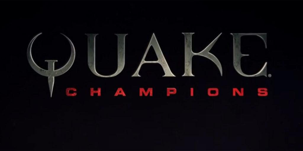 Quake Champions esclusiva PC
