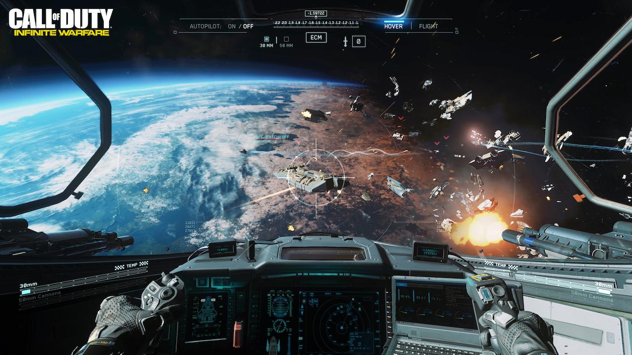 [E3 2016] Call of Duty Infinite Warfare – Anteprima