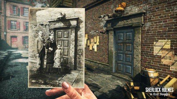 Sherlock Holmes: The Devil's Daughter - Recensione