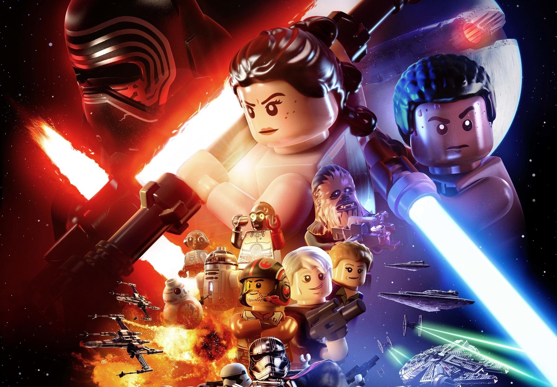 Lego Star Wars: Il Risveglio della Forza – Recensione