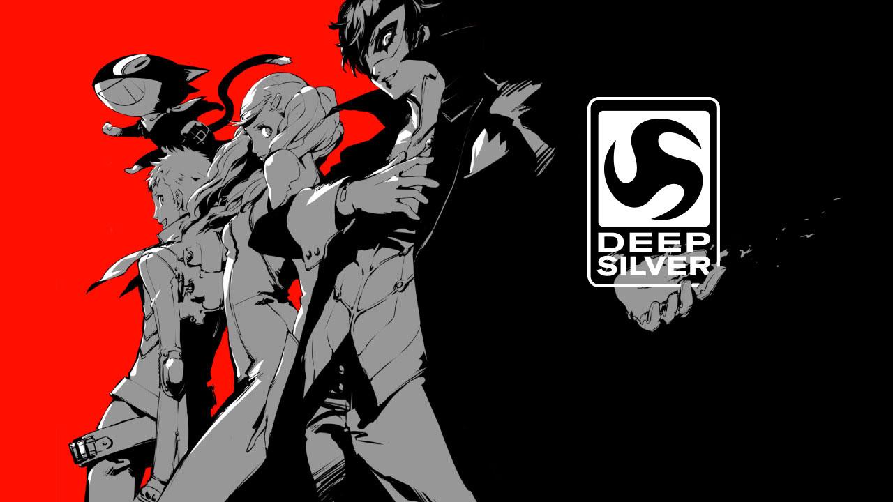Deep Silver pubblicherà Persona 5
