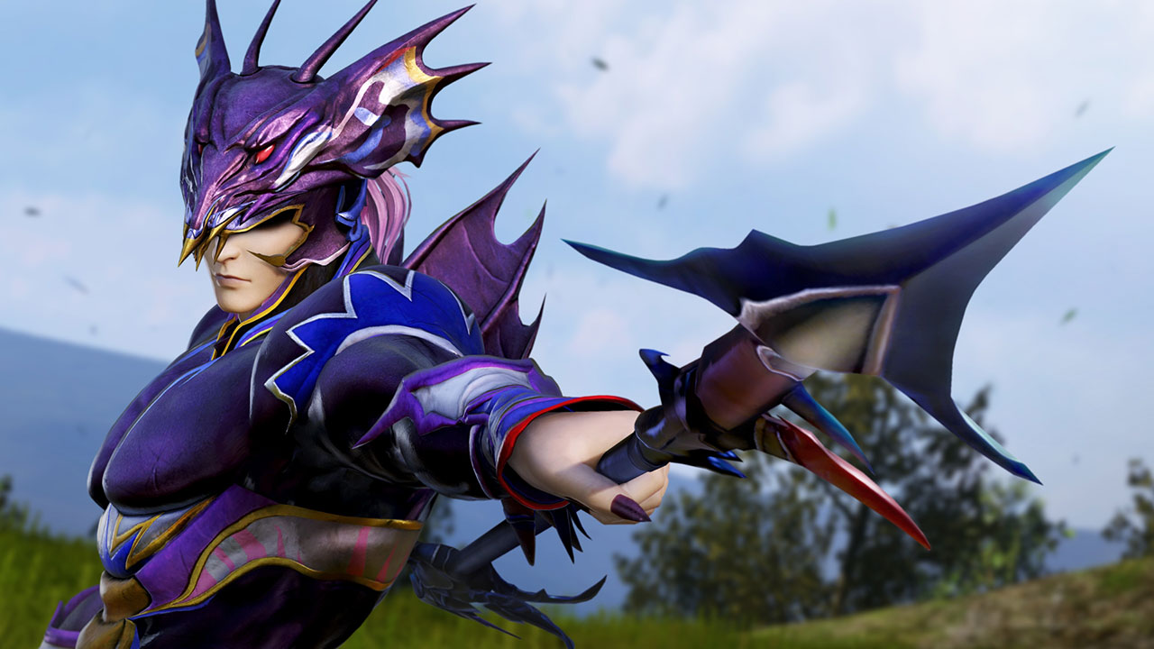 Kain Dissidia Final Fantasy